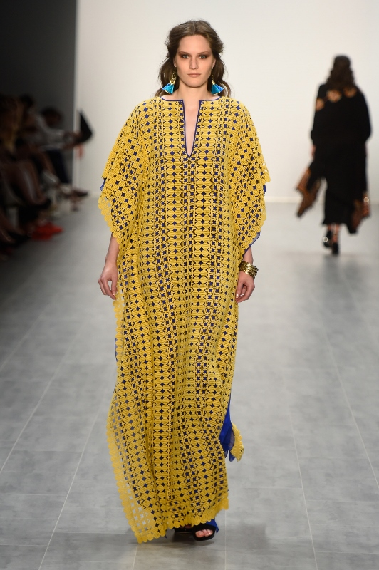DIMITRI Spring/Summer 2015 - Mercedes Benz Fashion Week