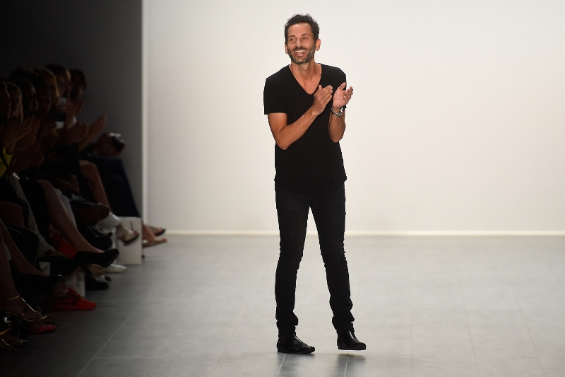 DIMITRI Spring/Summer 2015 - Mercedes Benz Fashion Week