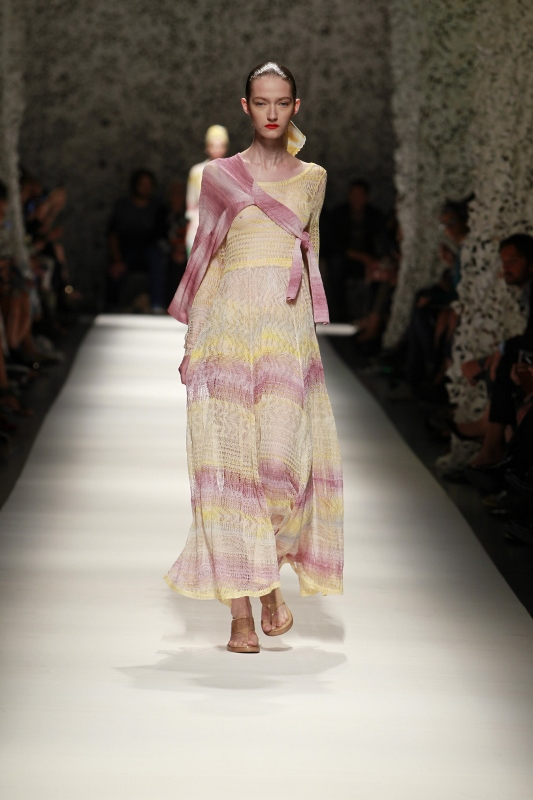 MISSONI Spring/Summer 2015 - Womenswear