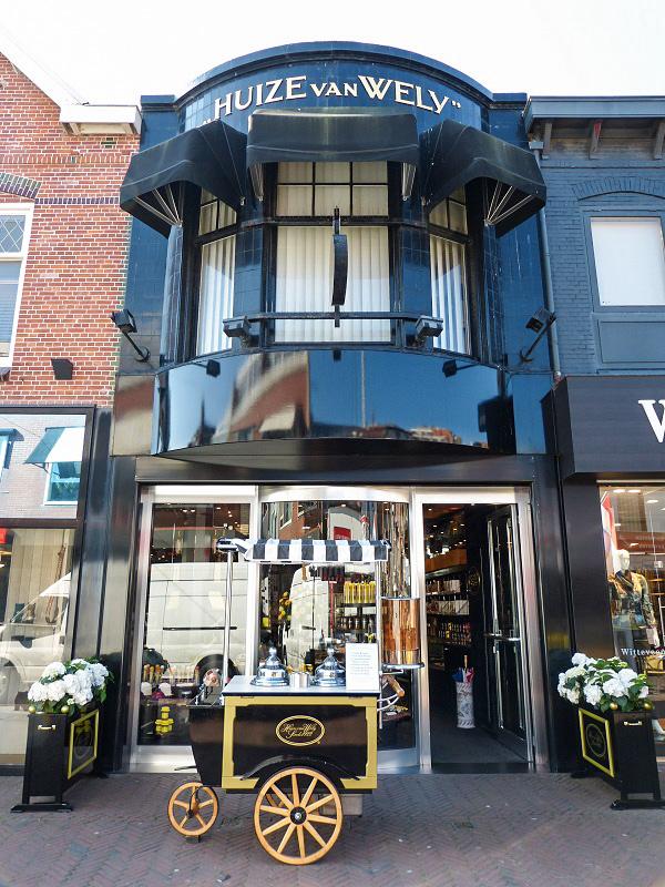 Huize van Wely - Shop in Nordwijk