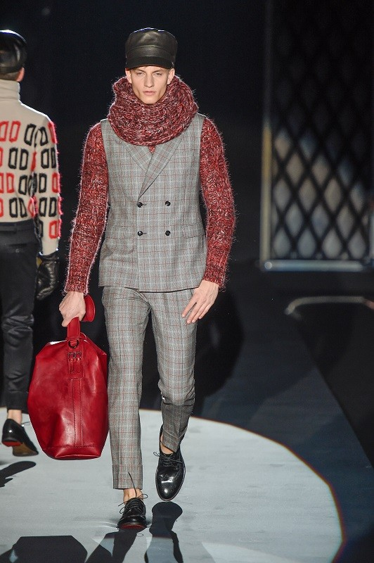 DAKS London Fall/Winter 2015/16 – Milano Moda Uomo