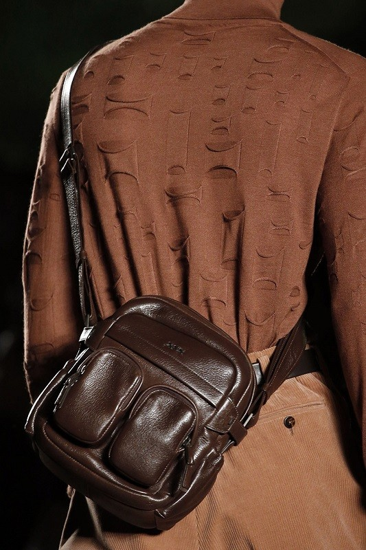 Ermenegildo Zegna Couture Fall/Winter 2015/16 - Details