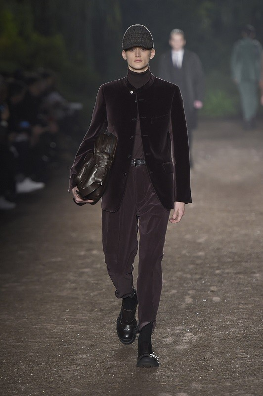 Ermenegildo Zegna Couture Fall/Winter 2015/16