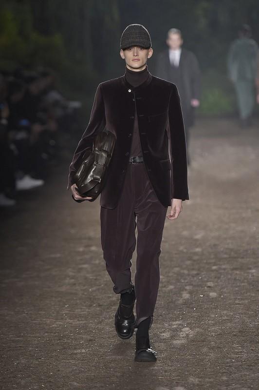 Ermenegildo Zegna Couture Fall/Winter 2015/16