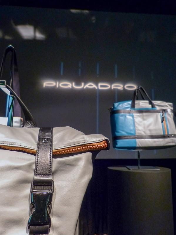 Piquadro – Cosmic Colours – Milano Moda Uomo Fall/Winter 2015/16