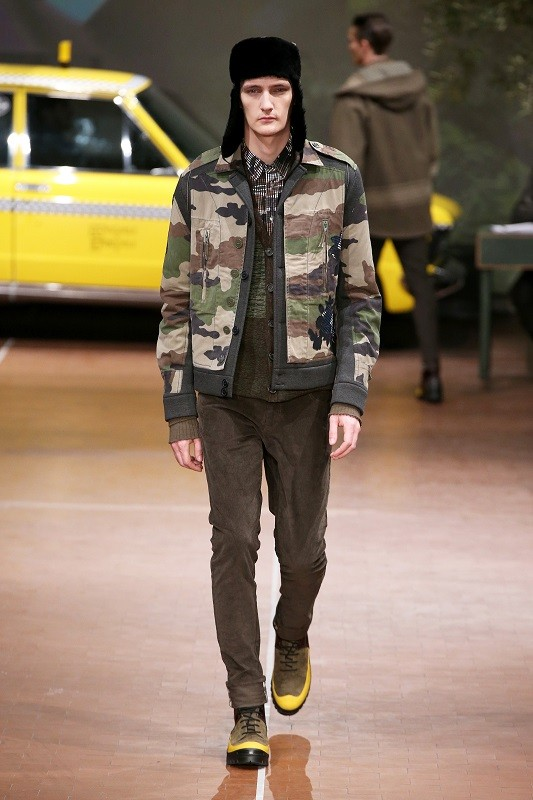 Antonio Marras Fall/Winter 2015/16 – Milano Moda Uomo