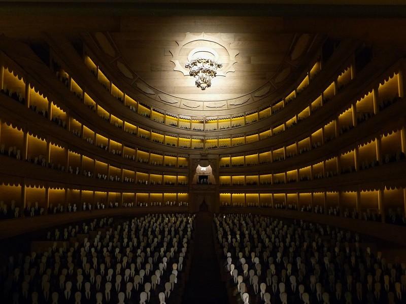Caruso Store at Via dell'Uomo - Teatro alla Scala