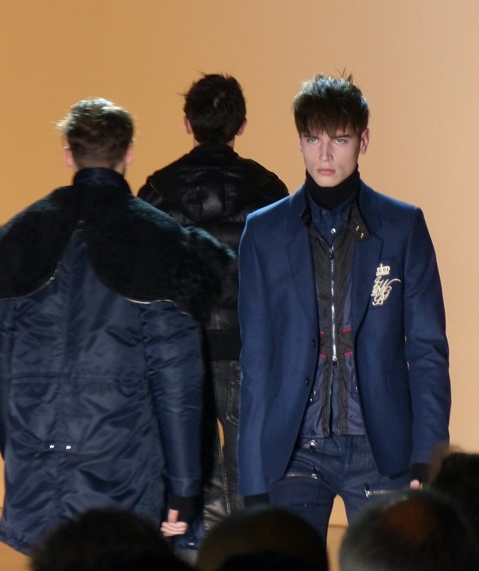 Diesel Black Gold Fall/Winter 2015/16 – Milano Moda Uomo