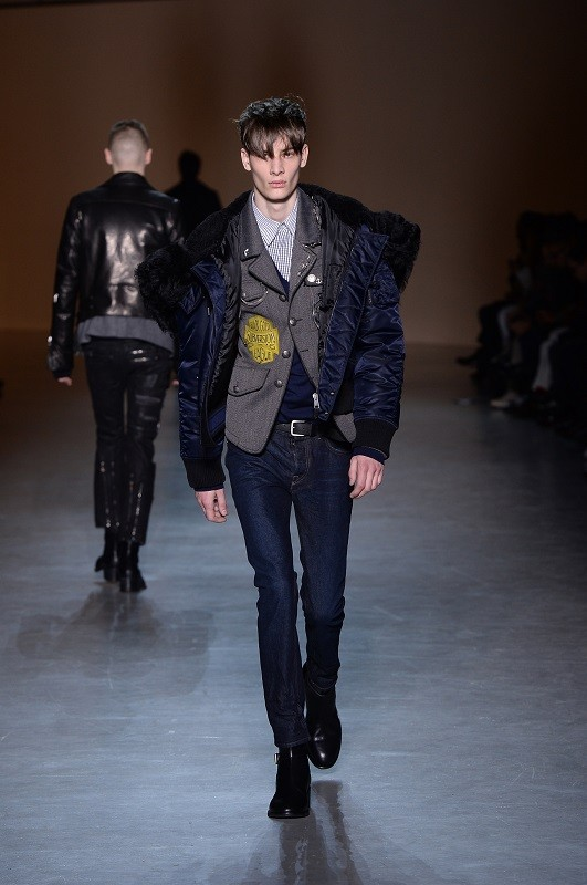 Diesel Black Gold Fall/Winter 2015/16 – Milano Moda Uomo
