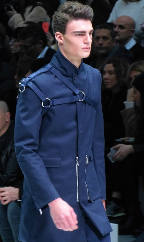 Dirk Bikkembergs Sport Couture Fall/Winter 2015/16 – Milano Moda Uomo