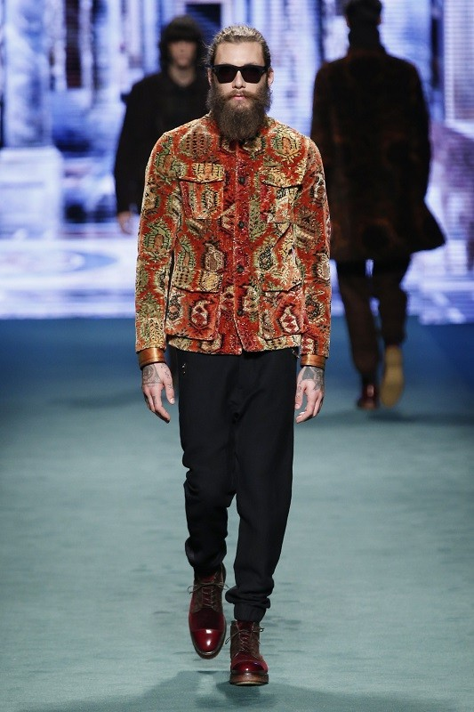 ETRO Fall/Winter 2015/16 – Milano Moda Uomo