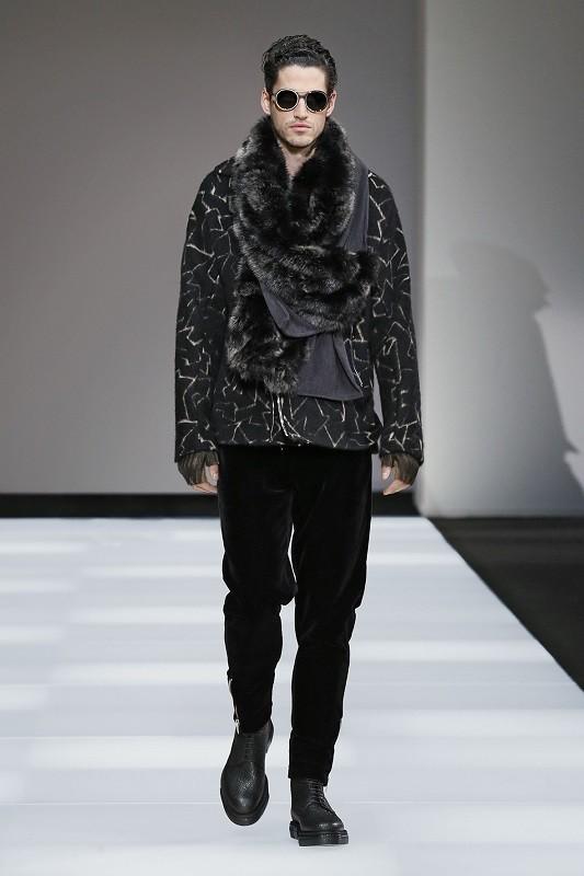 Emporio Armani Fall/Winter 2015/16 – Milano Moda Uomo