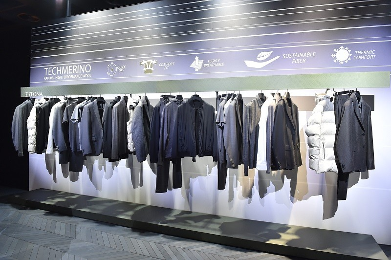 Z Zegna Fall/Winter 2015/16 – Milano Moda Uomo
