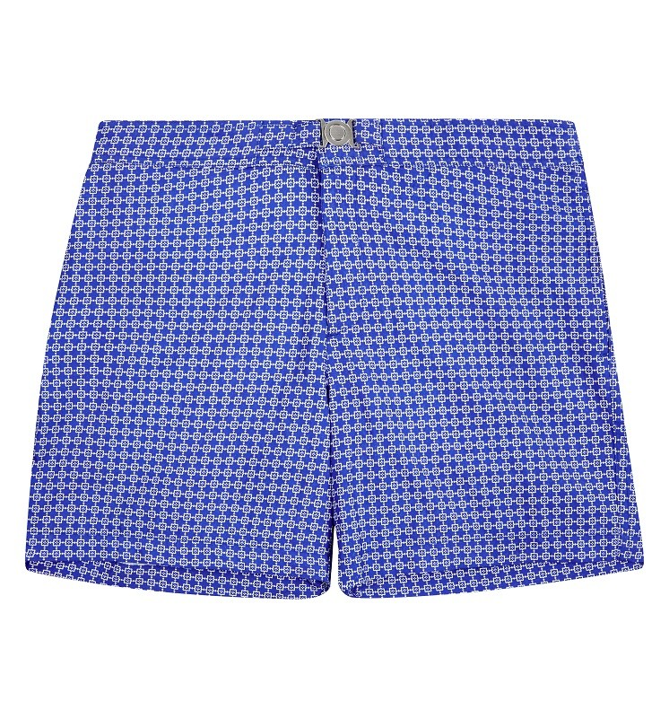Hackett London - Swim Shorts with Blue Buckle - Spring/Summer 2015/16