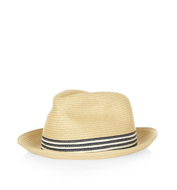Hackett London straw hat - Spring/Summer 2015/16