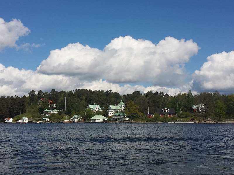 Houses near Stockholm #outthere #carrerasun
