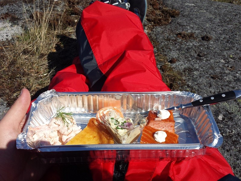 RIB-Boat Lunch on the archipelago #outthere #carrerasun