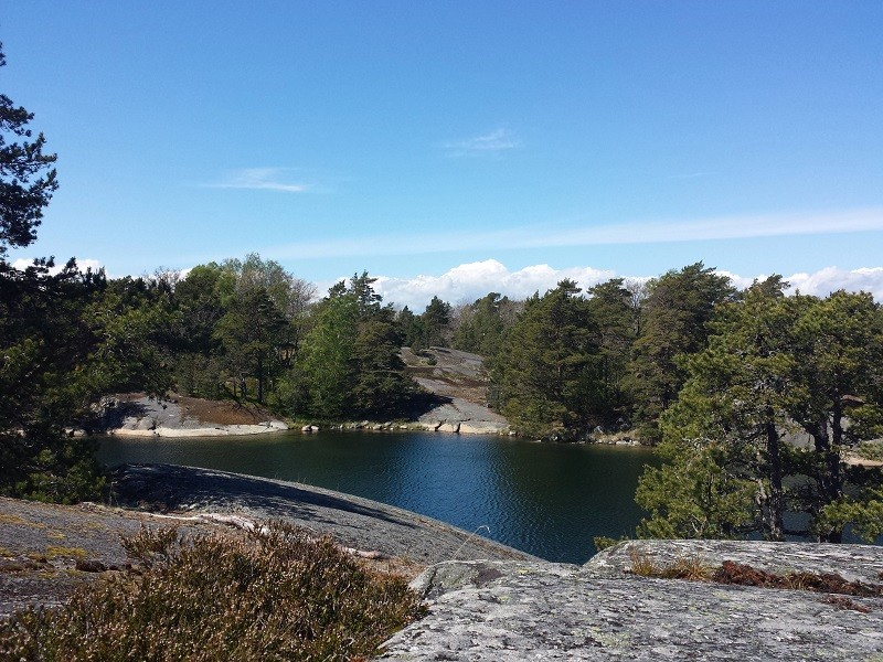 View  archipelago of the Swedish coast #outthere #carrerasun
