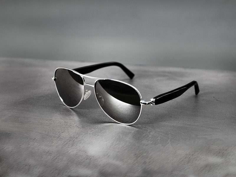 BRIONI 'Gold Edition 70' sunglasses