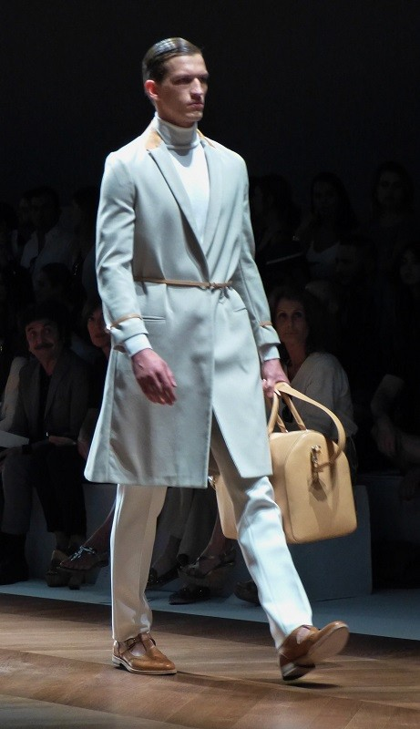 DAKS London Spring/Summer 2016 – Milan Fashion Week