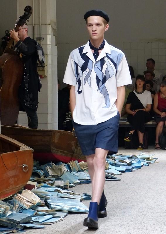 Antonio Marras Spring/Summer 2016 Menswear Collection - Milan Fashion Week