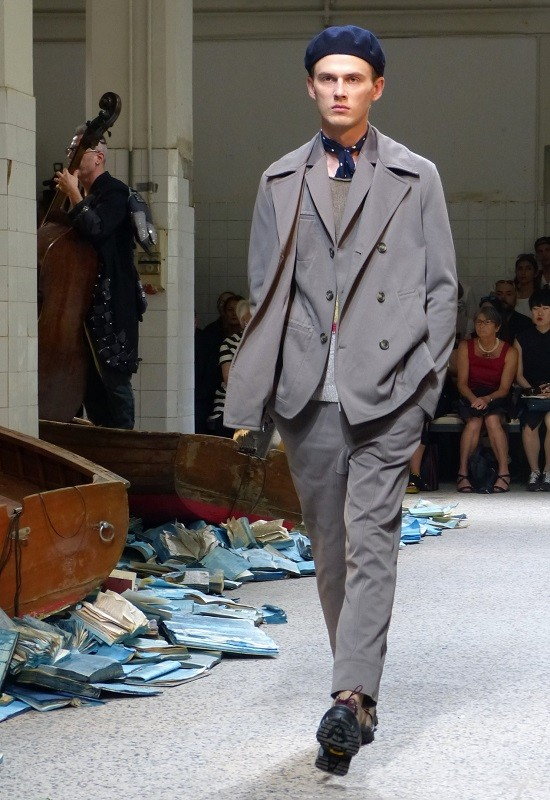 Antonio Marras Spring/Summer 2016 Menswear Collection - Milan Fashion Week