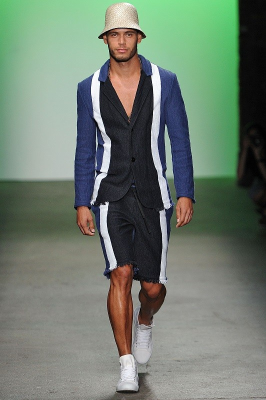 Asaf Ganot Spring Summer 2016 New York Fashion Week Men S Olschis World