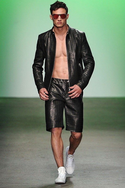 Asaf Ganot Spring/Summer 2016 – New York Fashion Week Mens