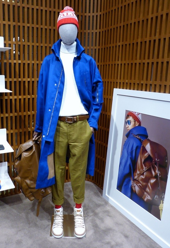 BALLY Men Spring/Summer2016 - Milan Fashion Week