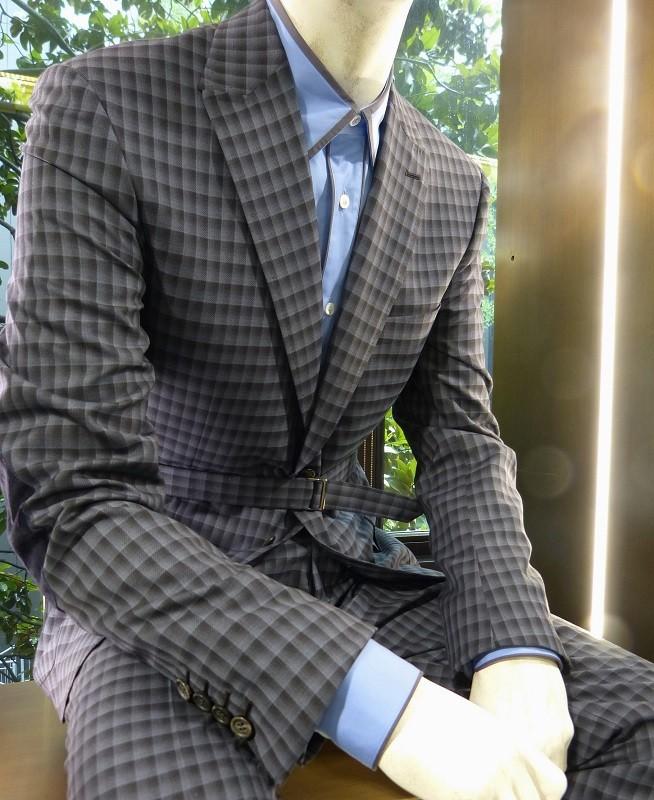 BRIONI Spring/Summer 2016 Menswear Collection - Milan Fashion Week - Details