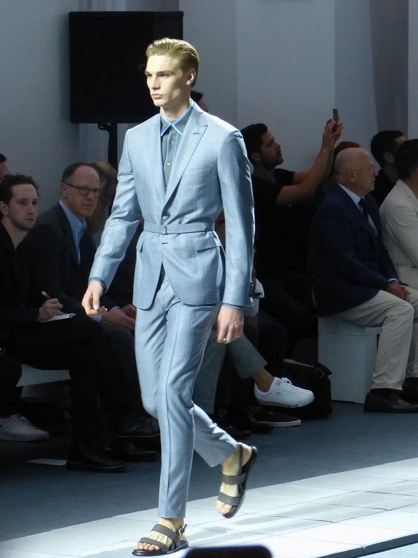 BRIONI Spring/Summer 2016 Menswear Collection - Milan Fashion Week