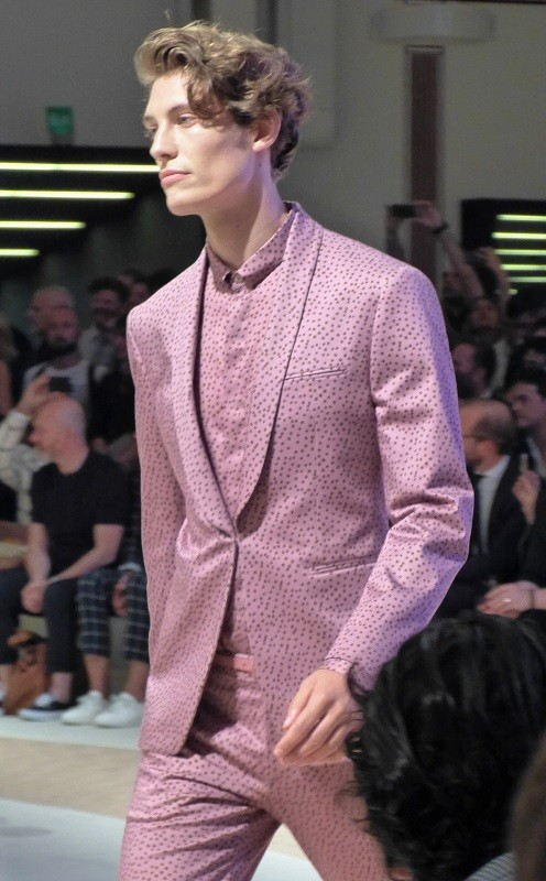 ETRO Spring/Summer 2016 Menswear Collection - Milan Fashion Week