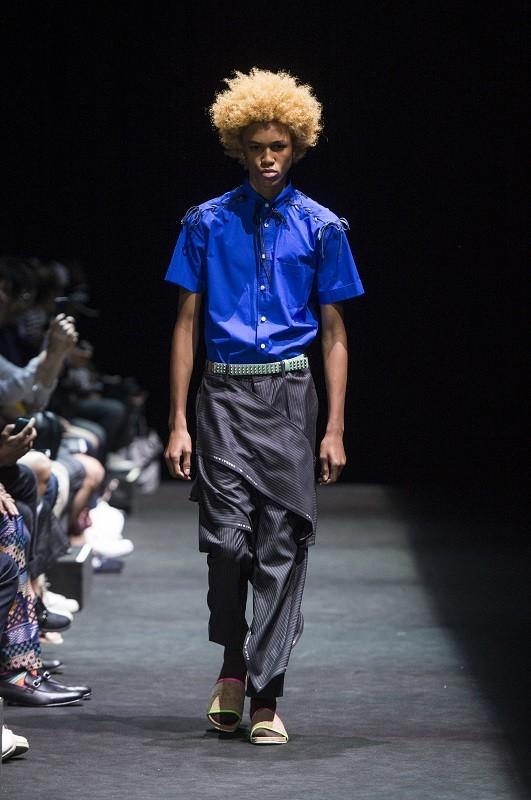 FACETASM Spring/Summer 2016 Menswear Collection - Milan Fashion Week