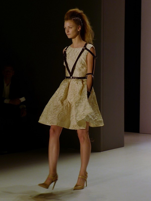 Irene Luft Spring/Summer 2016 – Mercedes Benz Fashion Week