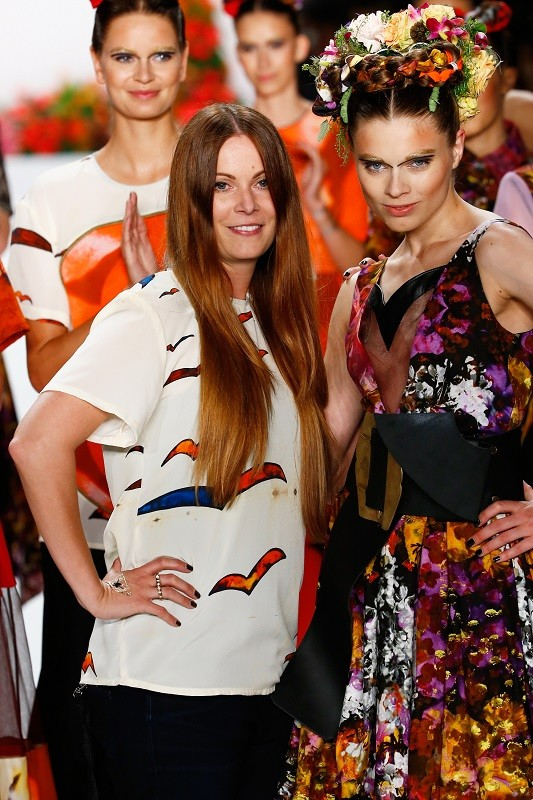 Rebekka Ruétz Spring/Summer 2016 – Mercedes Benz Fashion Week Berlin
