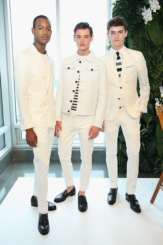 Tommy Hilfiger Spring 2016 Men's Tailored Collection Presentation - New York Fashion Week: Men's