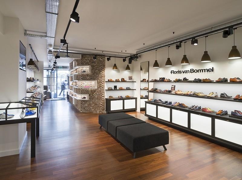 Floris Van Bommel Store in Düsseldorf