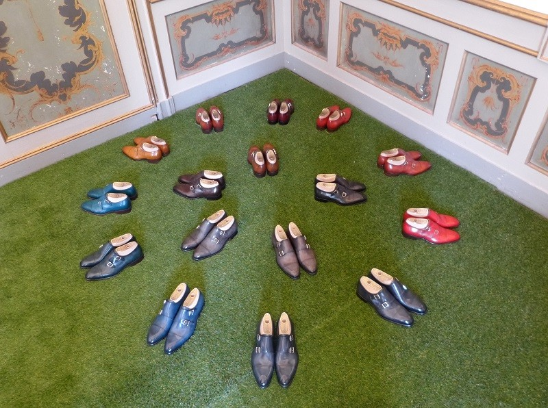 Santoni Spring/Summer 2016 – Milan Fashion Week