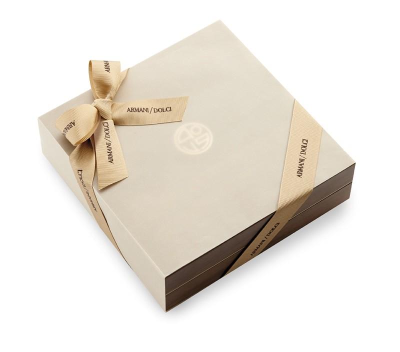 Mode und Schokolade - Armani/Dolci Special Edition