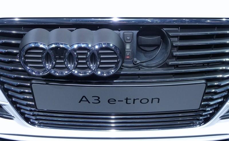 Audi A3 e-tron - IAA2015