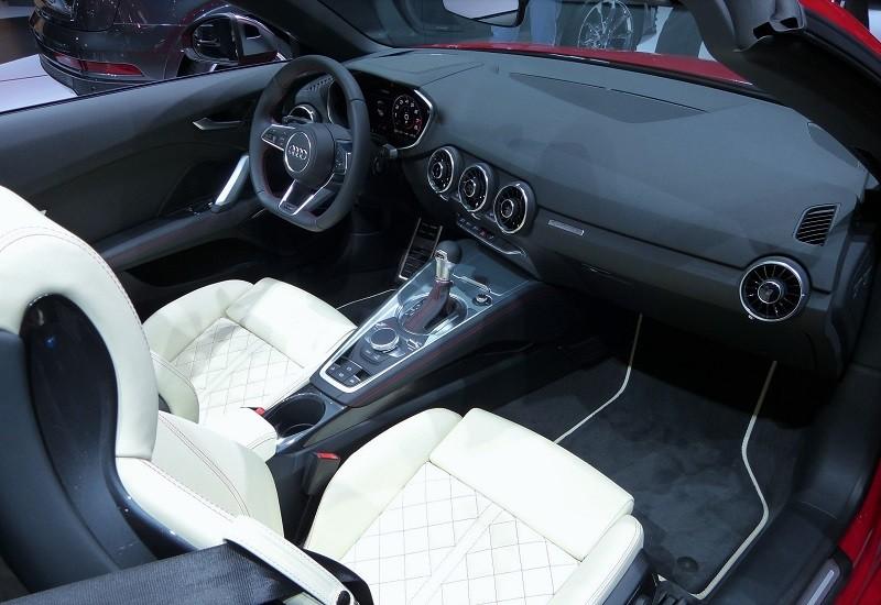 Audi TTS Quattro - IAA2015