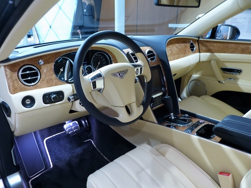 Bentley Continental GT Speed - IAA2015