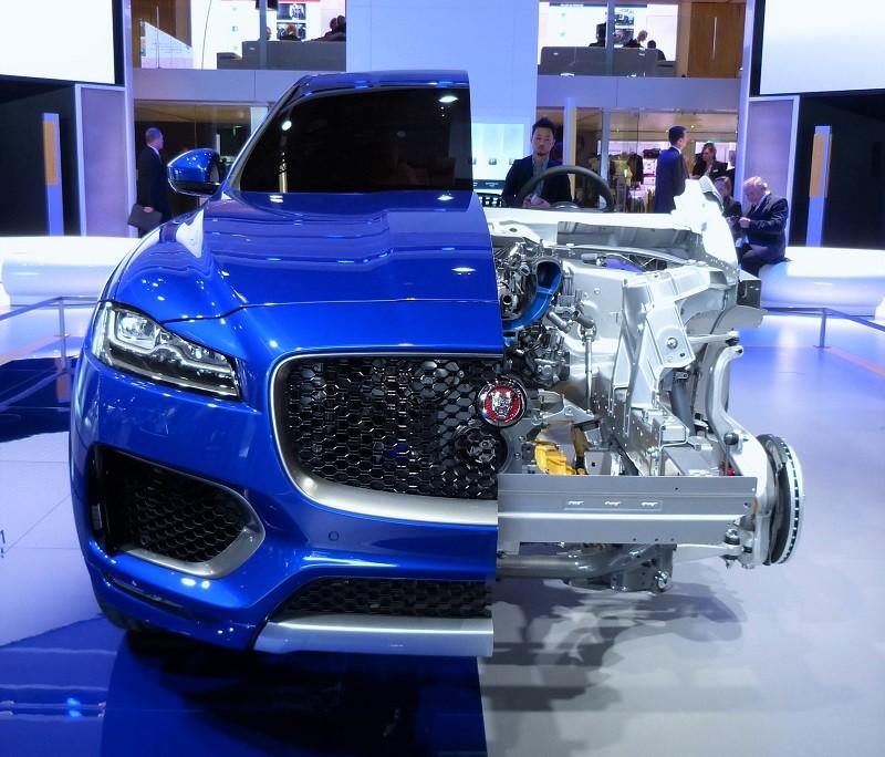 Jaguar F-Pace - IAA2015