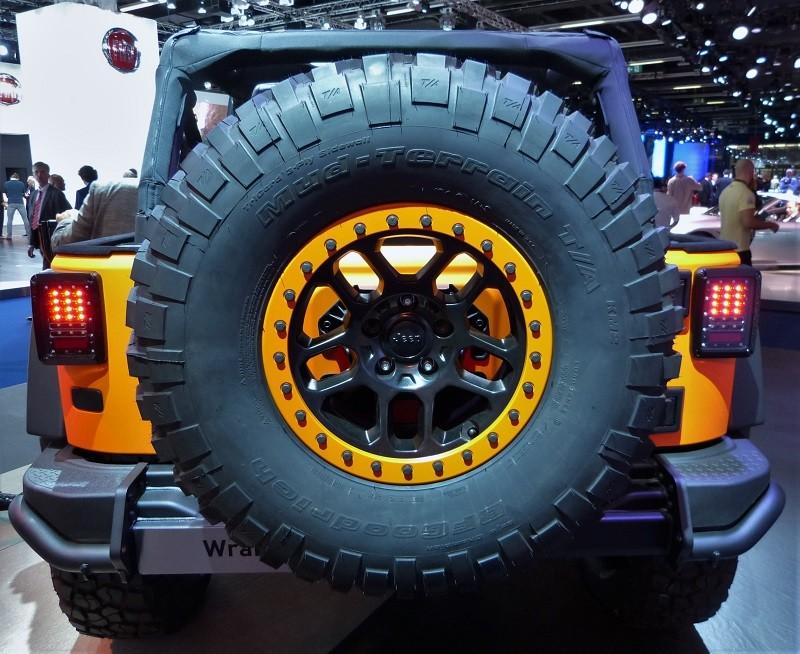 Jeep Wrangler - IAA