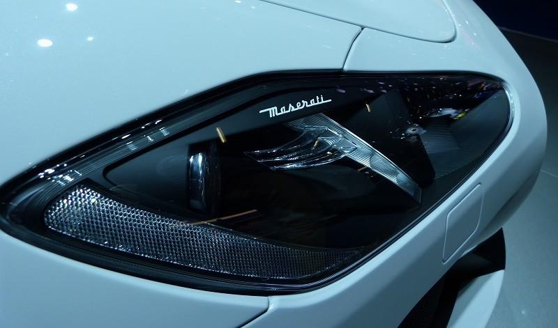 Maserati Quattroporte Light Details - IAA2015