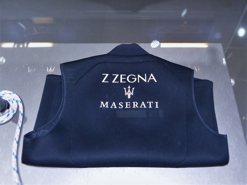 Maserati + Z Zegna - Capsule Collection - IAA2015