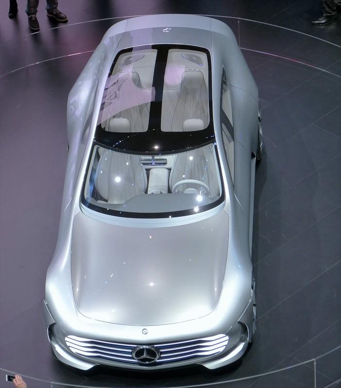 """Mercedes-Benz """"Concept IAA"""" - IAA2015"""
