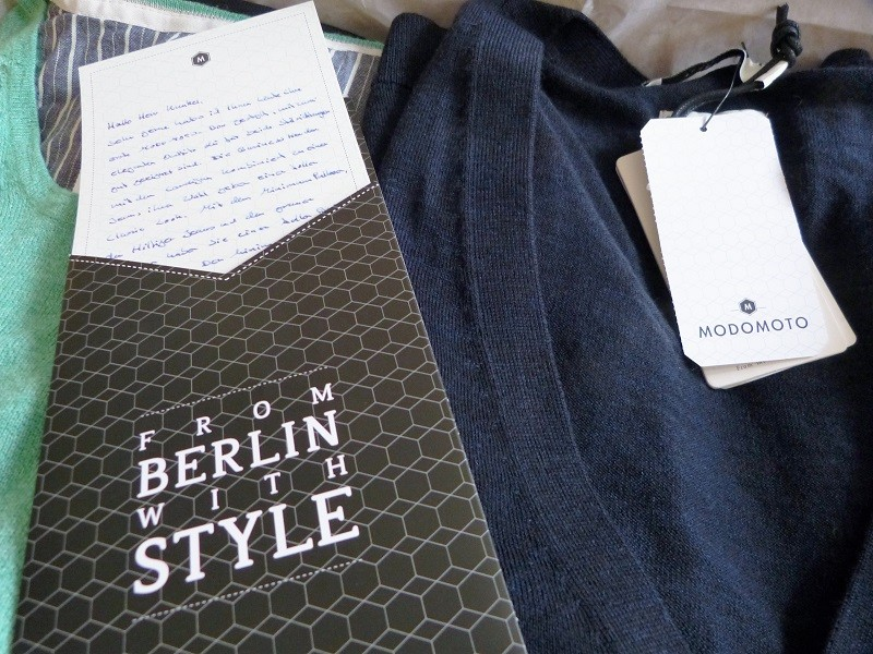 Gut gekleidet ohne Shopping – Modomoto
