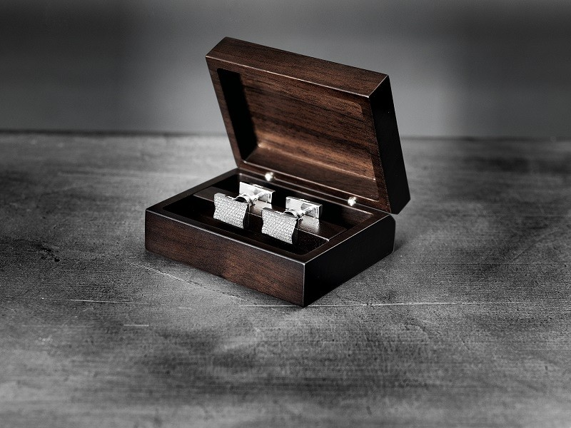 Brioni 70th Anniversary cufflinks