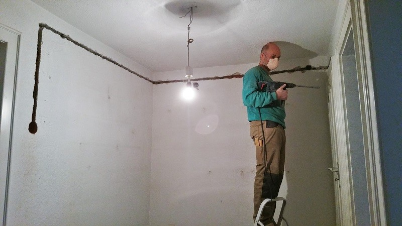 Haus - Elektroinstallation